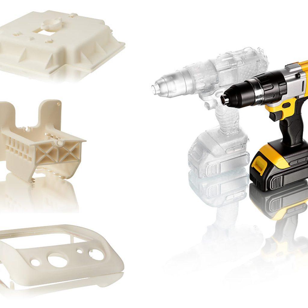 Aufrüstung im Bereich Selektivem Lasersintern