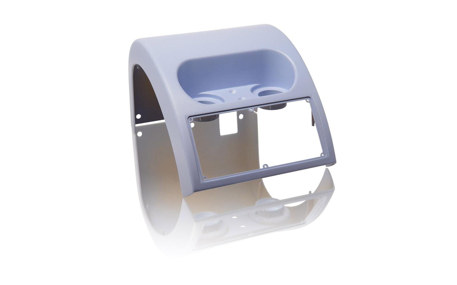Einfachste, schnellste und kostengünstigste Herstellung von Kunststoffformteilen in kleinen Stückzahlen