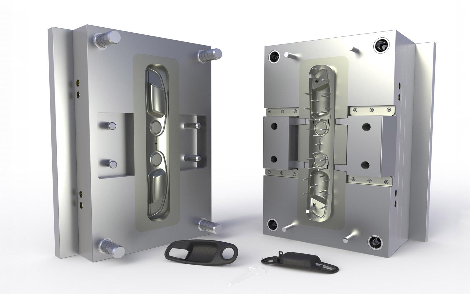 Werkzeugbau: Mit unterstützender CAD-Technologie