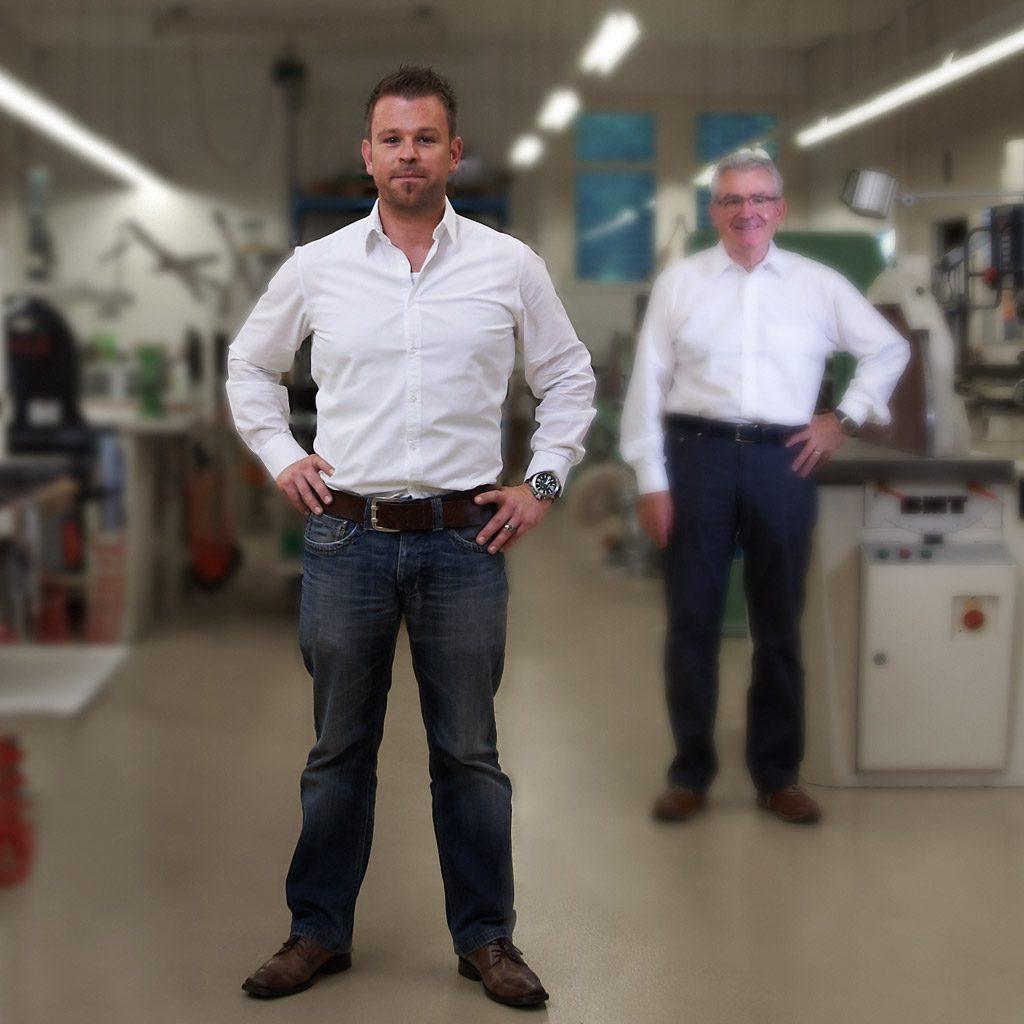 Michael von Allmen steigt im Familienunternehmen ein